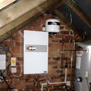 boiler installation wirral